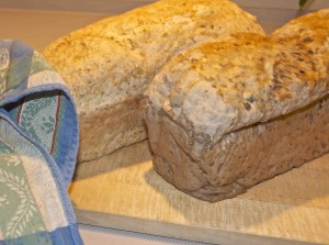 Glutenvrij bruin brood
